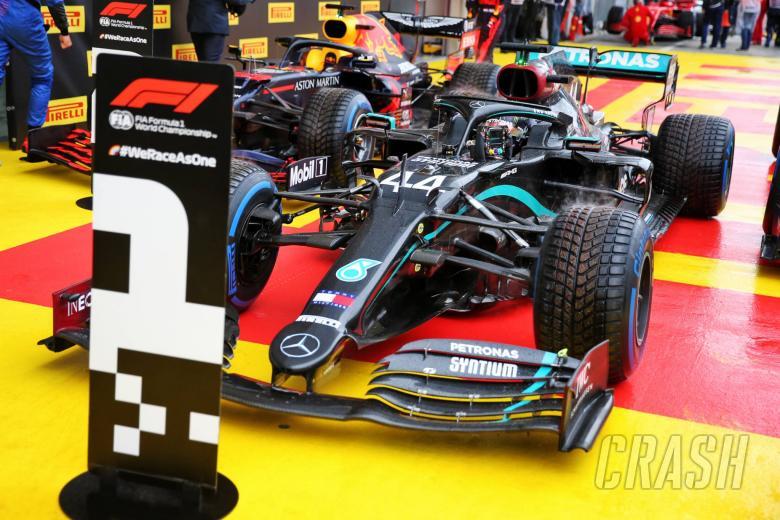 Wolff plays down Mercedes F1 advantage despite another perfect start