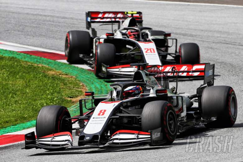 Steiner: Haas open to entirely new F1 driver line-up for 2021
