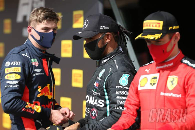 'No-one can stop Hamilton from winning F1 title', admit rivals