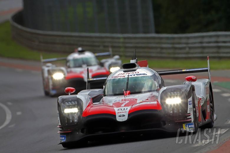 Toyota Gazoo Racing - #7 Toyota TS050 Hybrid - LMP1 - Mike Conway5GBR), Kamui Kobayashi(JPN), Jose Maria Lopez(ARG)