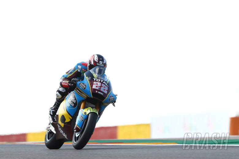 Sam Lowes, Moto2, Aragon MotoGP, 16 October 2020