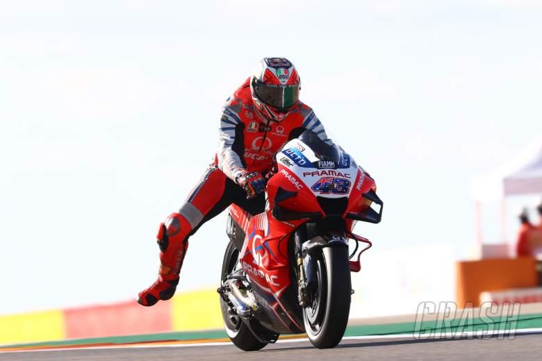 Jack Miller , Aragon MotoGP. 16 October 2020