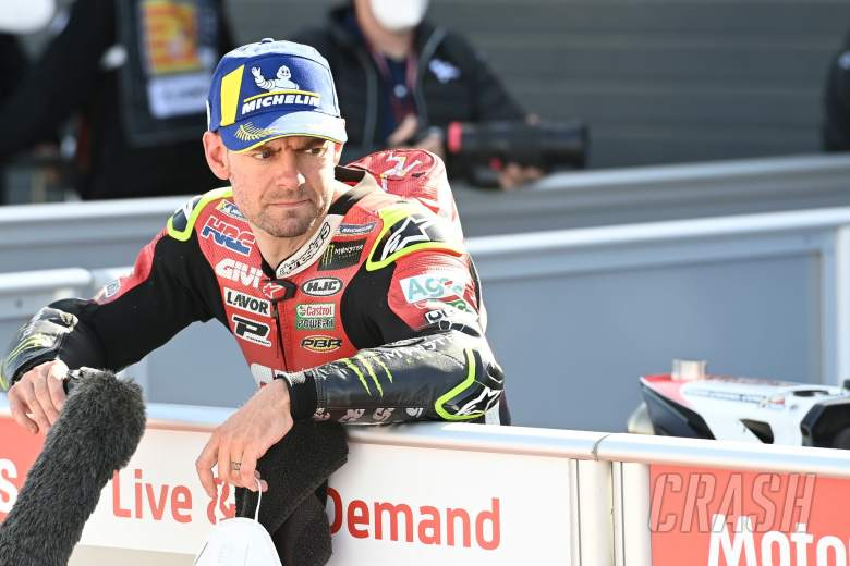 MotoGP-legend Valentino Rossi tested positive for COVID-19