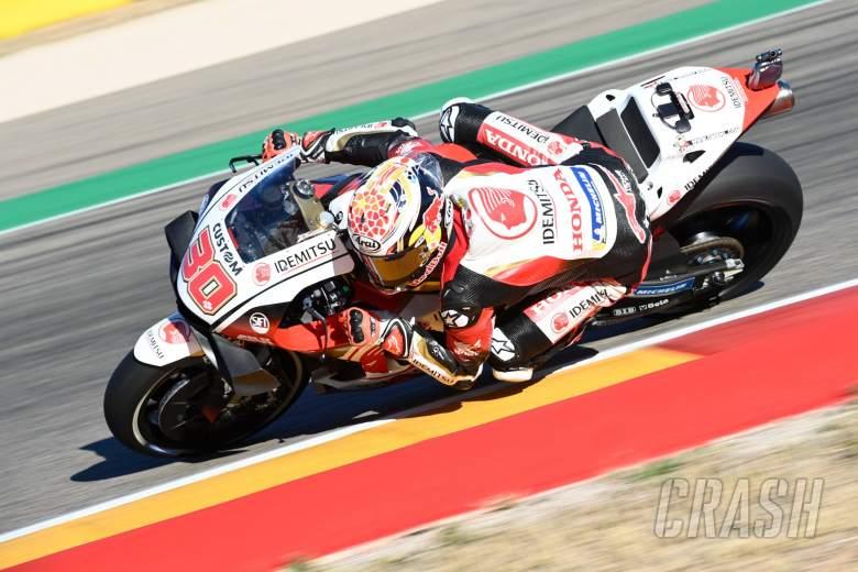 Takaaki Nakagami, Teruel MotoGP. 23 October 2020