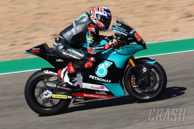 Jake Dixon, Moto2, Teruel MotoGP, 23 October 2020