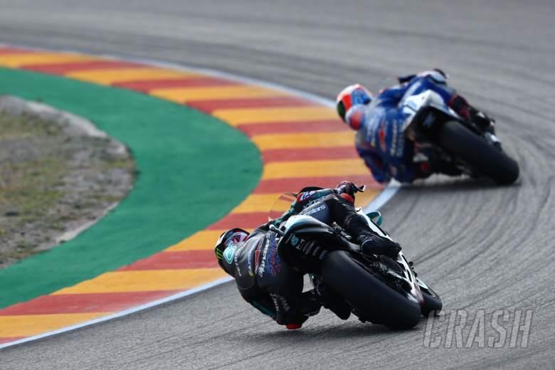 Fabio Quartararo , Teruel MotoGP. 23 October 2020
