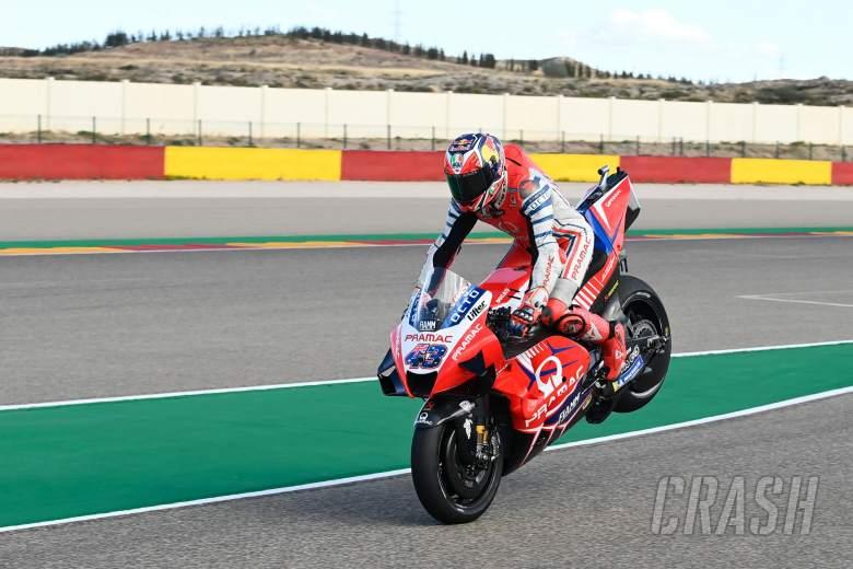 Jack Miller, Teruel MotoGP. 23 October 2020