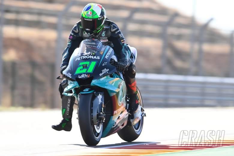 Franco Morbidelli, Teruel MotoGP, 24 October 2020