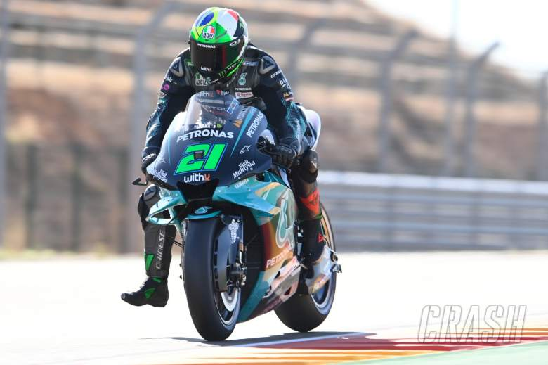 Franco Morbidelli, Teruel MotoGP, 24 October 2020