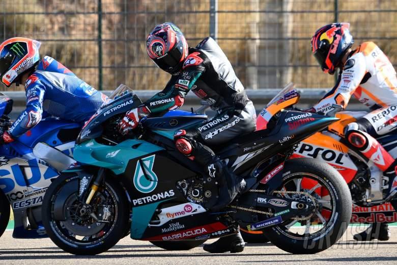 Fabio Quartararo, Teruel MotoGP, 24 October 2020