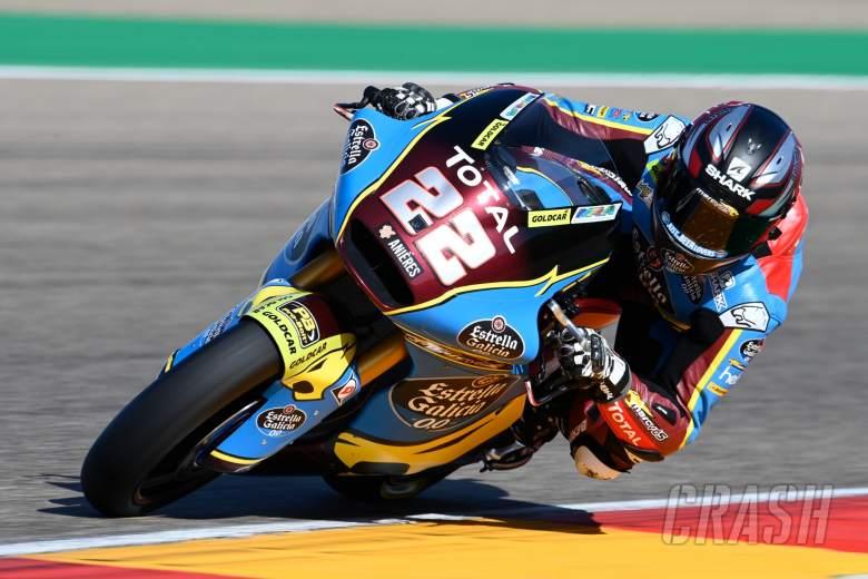Sam Lowes, Moto2, Teruel MotoGP, 24 October 2020
