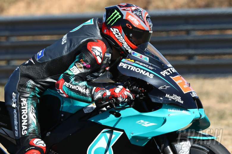 Fabio Quartararo , Teruel MotoGP. 24 October 2020