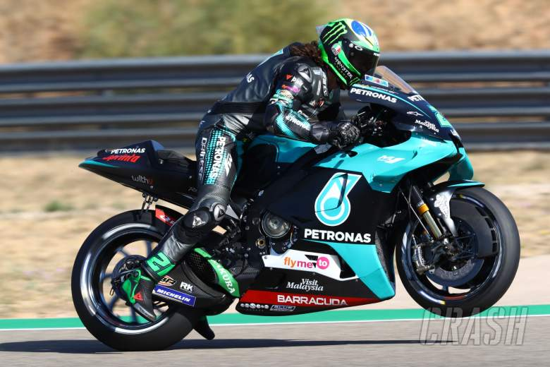 Franco Morbidelli , Teruel MotoGP. 24 October 2020