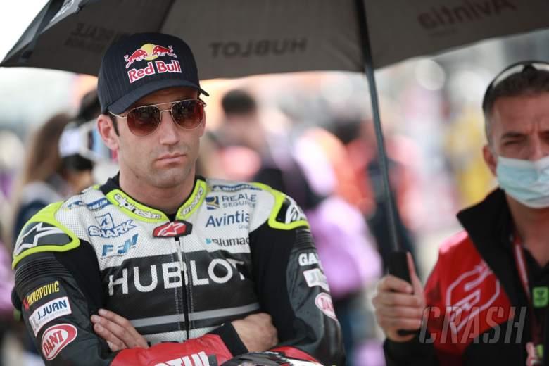 Johann Zarco MotoGP race. Teruel MotoGP. 25 October 2020