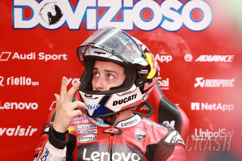 Andrea Dovizioso Europa MotoGP. 6 November 2020