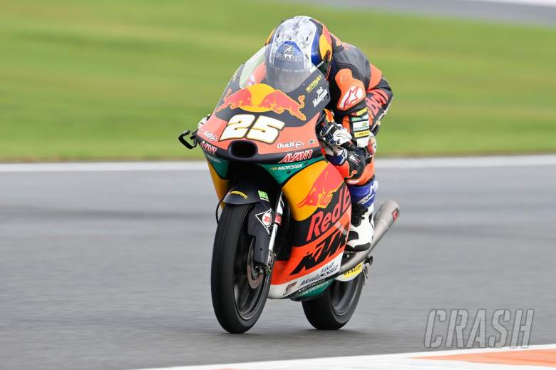 Raul Fernandez, Moto3, European MotoGP, 07 November 2020