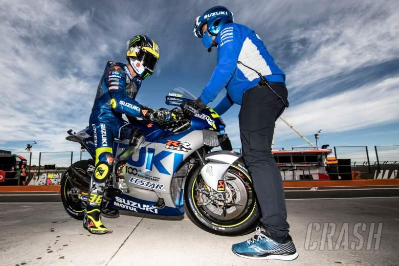 Joan Mir, European MotoGP, 08 November 2020
