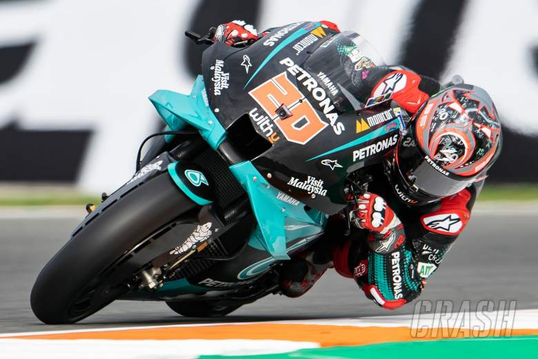 Fabio Quartararo, Valencia MotoGP, 13 November 2020