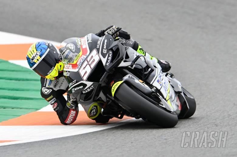Tito Rabat, Valencia MotoGP, 13 November 2020