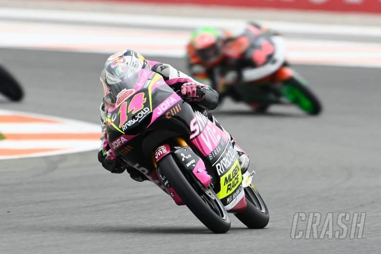 Tony Arbolino, Moto3, Valencia MotoGP, 14 November 2020