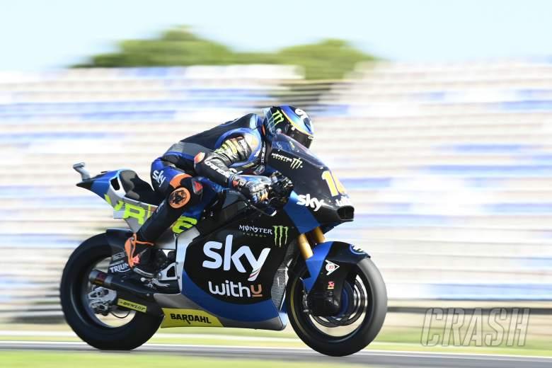 Luca Marini, Moto2, Portugal MotoGP, 20 November 2020