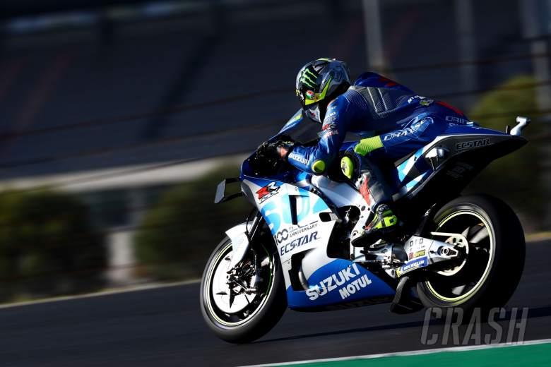 Joan Mir , Portuguese MotoGP. 21 November 2020