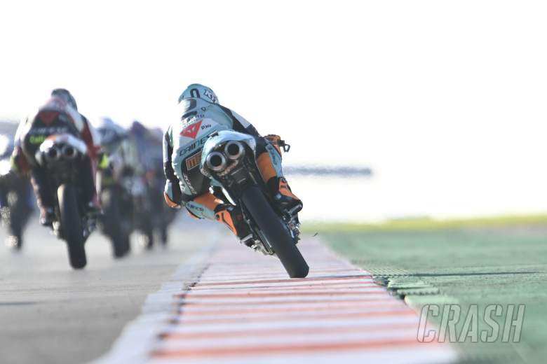 Jaume Masia, Moto3, Portugal MotoGP, 20 November 2020
