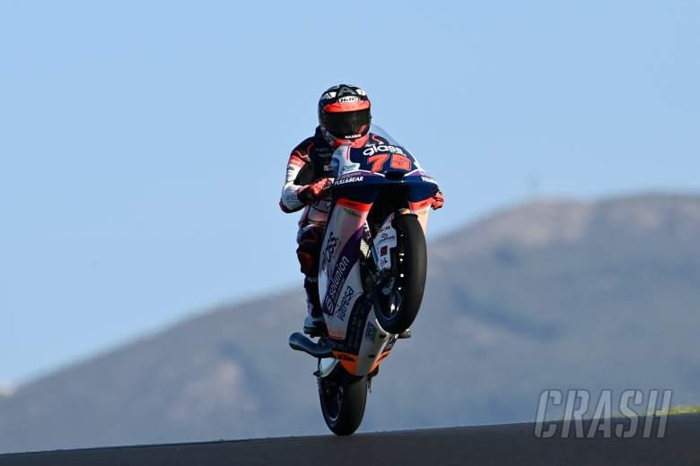 Albert Arenas, Moto3, Portugal MotoGP, 20 November 2020