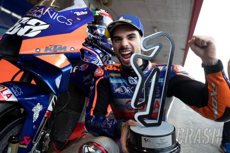 Miguel Oliveira MotoGP race, Portuguese MotoGP. 22 November 2020