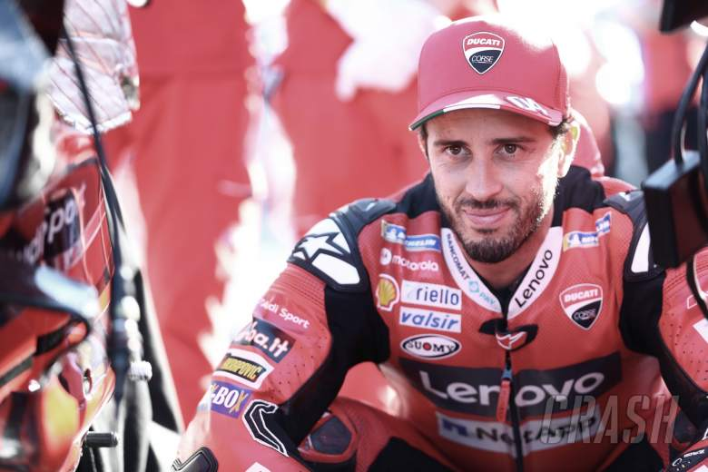 Andrea Dovizioso MotoGP race, Portuguese MotoGP. 22 November 2020