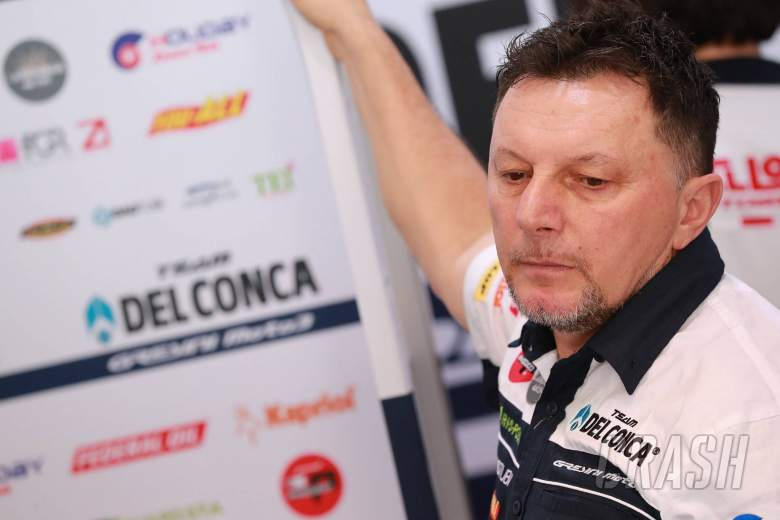 Doctor says Fausto Gresini's condition 'serious' but 'stable'