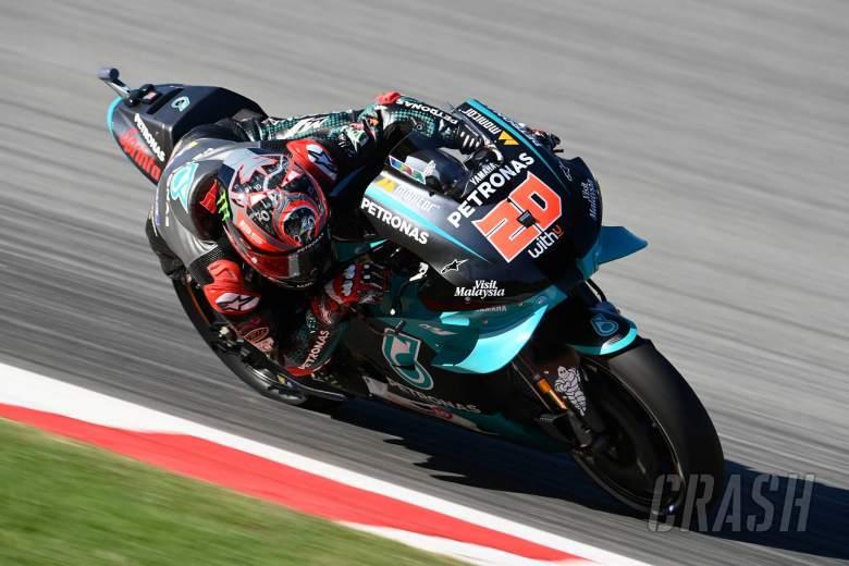 Fabio Quartararo, Catalunya MotoGP. 24 September 2020