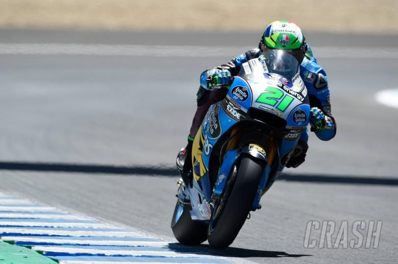 Sixth at test completes Morbidelli's best weekend