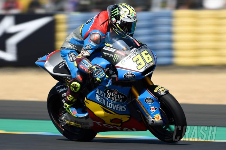 Joan Mir: 'Nothing signed with Suzuki'