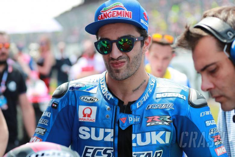 Suzuki confirms Iannone split
