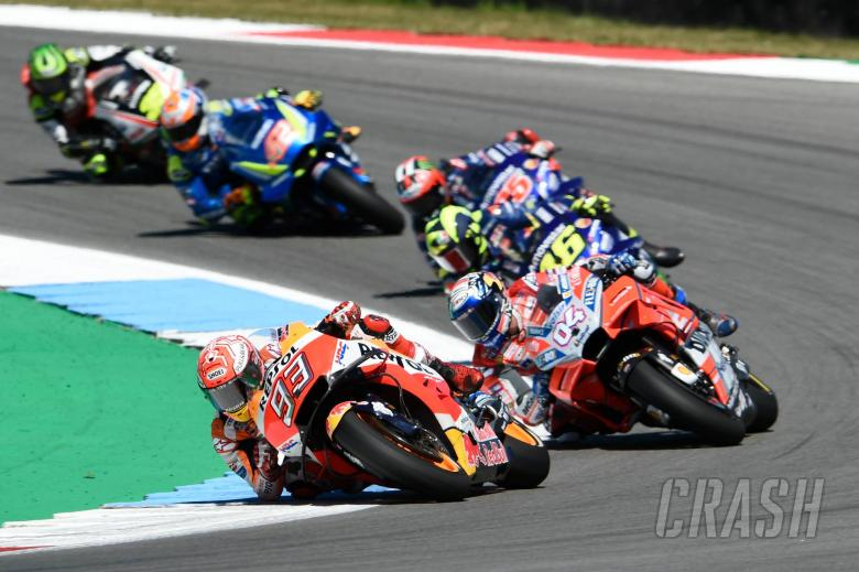 Dovizioso: Marquez made difference, but it was small