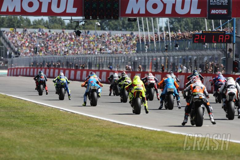Moto2 ECU: Launch, torque and engine-braking controls