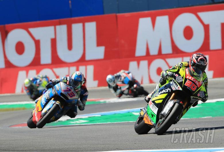 Quartararo, Moto2 race, Dutch MotoGP 2018