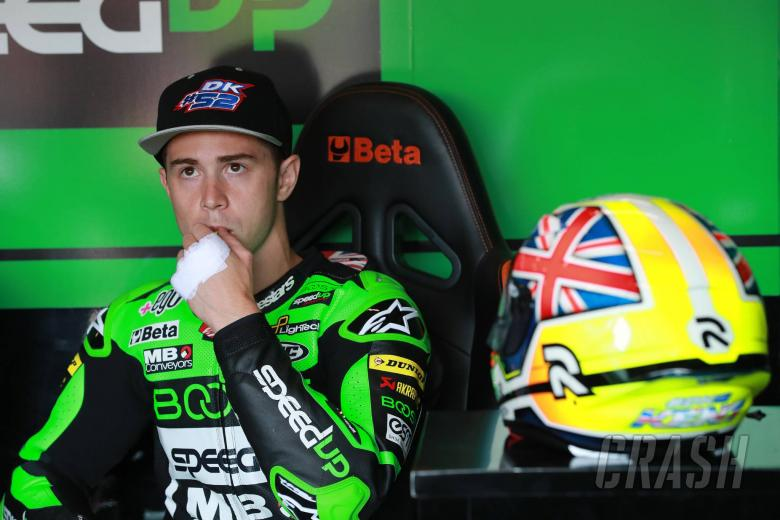 Danny Kent gets suspended sentence for carrying knife