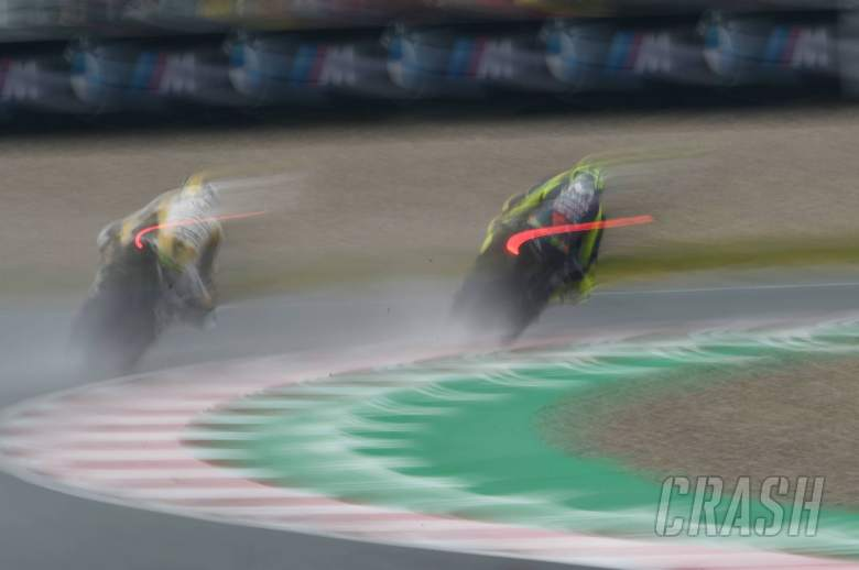 Rossi, Quartararo nervous over Red Bull Ring safety in wet conditions