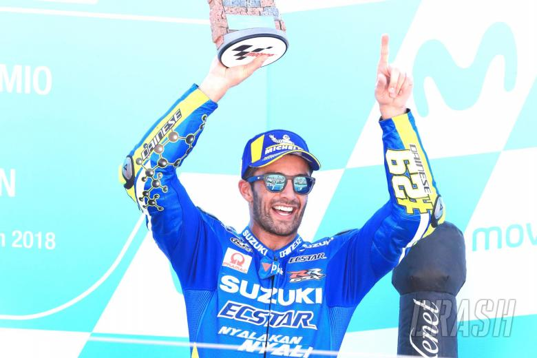 Tyre management strategy was key, says Iannone