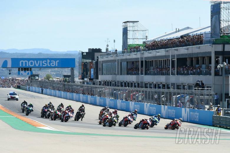 Marquez, Race start, Aragon MotoGP race 2018