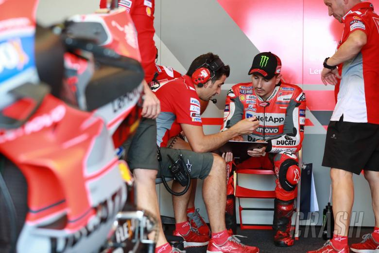Lorenzo fears 'complete' fracture, Motegi in doubt