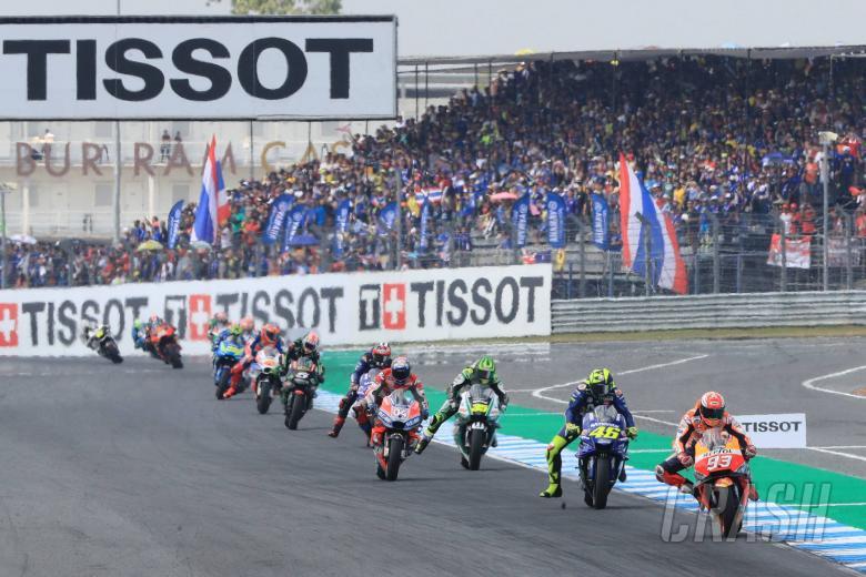 Marquez, Rossi, MotoGP race,Thailand MotoGP 2018