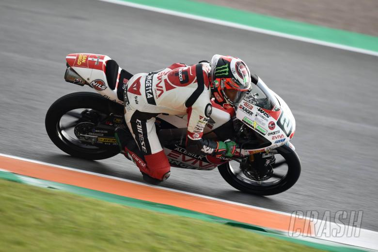 Moto3 Motegi - Qualifying Results