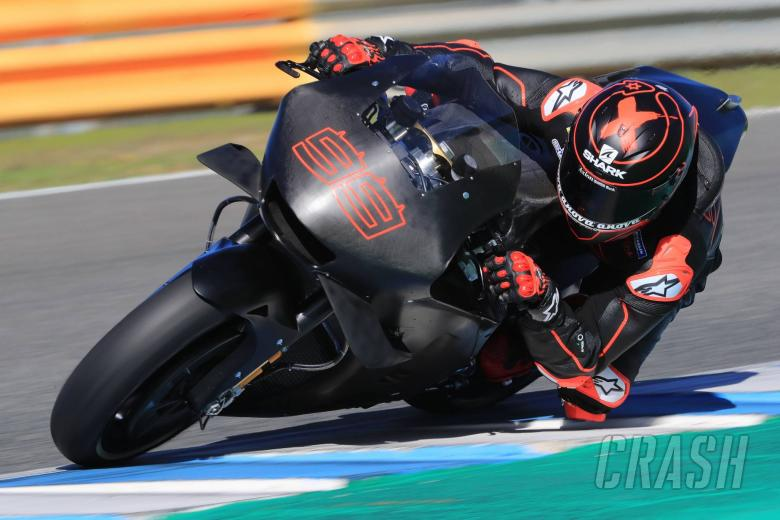 Lorenzo, Jerez MotoGP test, 2018
