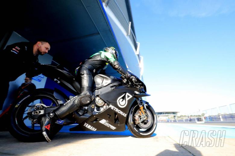 Morbidelli, Jerez MotoGP test, 2018