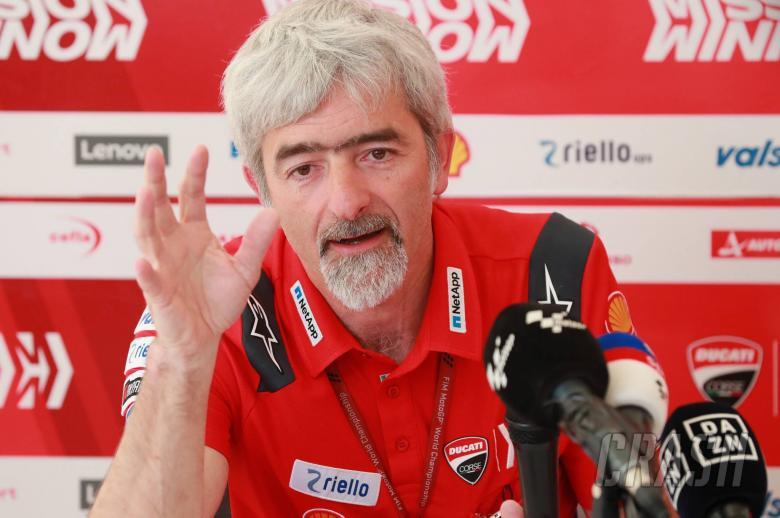 Ducati talks swingarm spoiler after Court victory