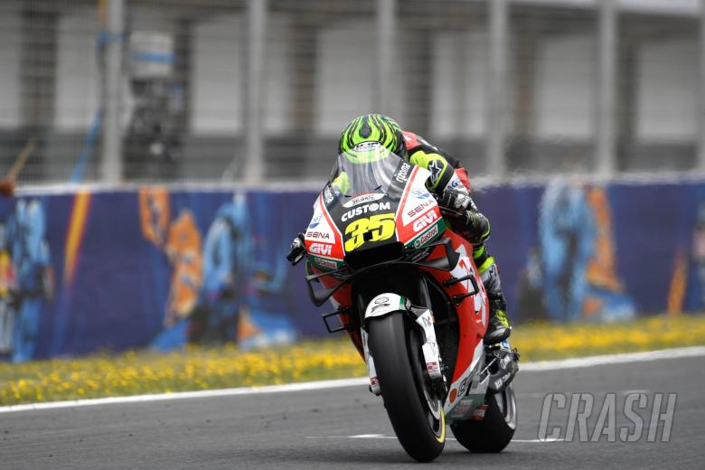 Crutchlow: Fast, consistent, tyre choice regrets