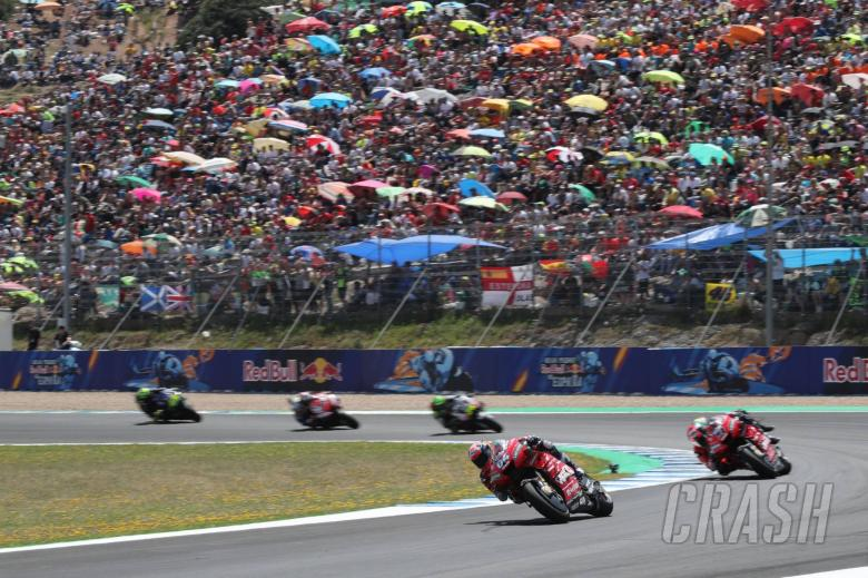 MotoGP to present European calendar, 12-13 rounds
